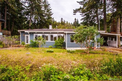 Point Roberts Single Family Home For Sale: 1973 Roosevelt Rd