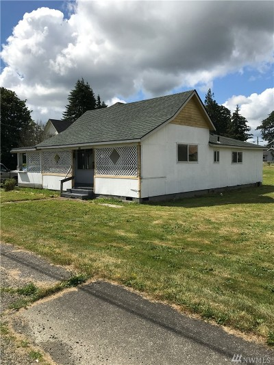 Chehalis Single Family Home For Sale: 373 SW Pacific Ave