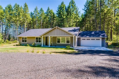 Thurston County Single Family Home For Sale: 7621 Brown Rd SW