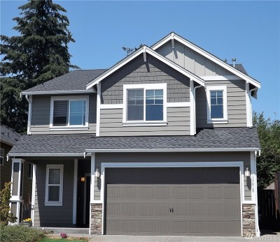 Auburn Single Family Home For Sale: 13018 SE 308th St