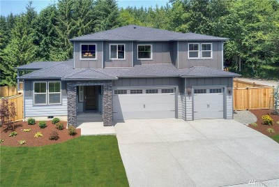 Black Diamond Single Family Home For Sale: 32406 McKay Lane