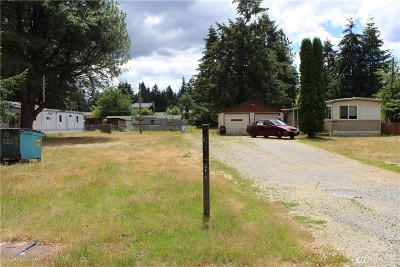 Spanaway Single Family Home For Sale: 1012 196th St E