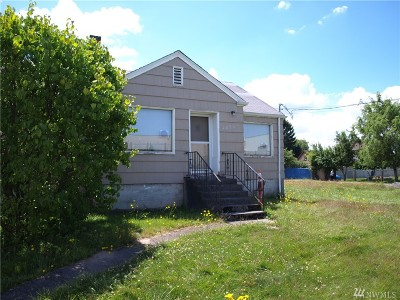 Fife Single Family Home For Sale: 4820 12th St E