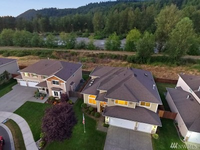 Orting Single Family Home For Sale: 1524 Daffodil Ave NE
