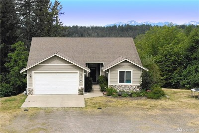 Pierce County Single Family Home For Sale: 351 E Victor Rd