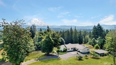 Graham Single Family Home For Sale: 12420 Kapowsin Highlands Dr E