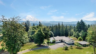 Graham WA Single Family Home For Sale: $549,950