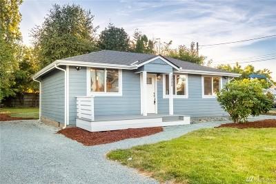 Auburn Single Family Home For Sale: 3005 B St SE