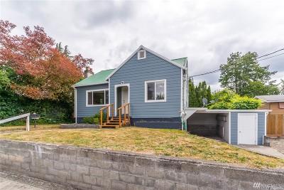 Centralia Single Family Home For Sale: 602 S Rock St