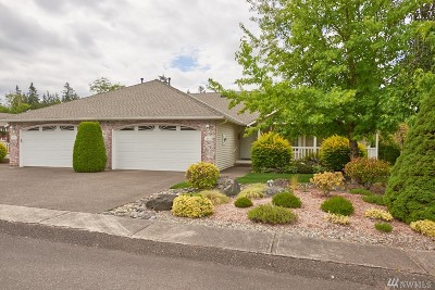 Puyallup Condo/Townhouse Contingent: 10308 139th St Ct E
