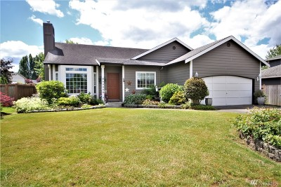 Orting Single Family Home For Sale: 506 Belfair St SW
