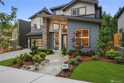 Redmond Single Family Home For Sale: 13255 NE 110th Place