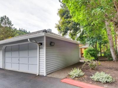 Bellevue Condo/Townhouse For Sale: 4201 144th Lane SE #40