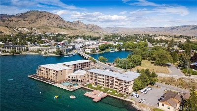Chelan Condo/Townhouse For Sale: 322 W Woodin Ave W #631