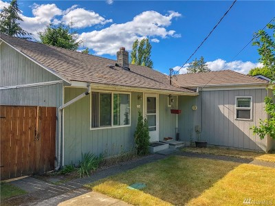 Seattle Single Family Home For Sale: 9621 25th Ave SW