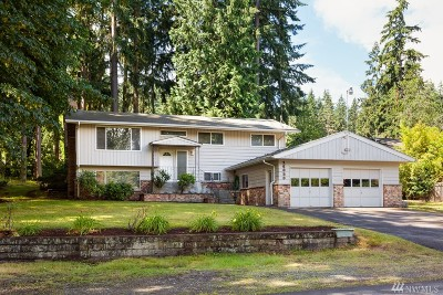 Bellevue Single Family Home For Sale: 16353 SE 40th St