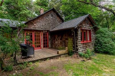 Shoreline Single Family Home For Sale: 1809 NE 170th St
