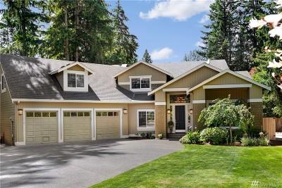 Kirkland Single Family Home For Sale: 13107 72nd Ave NE