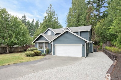 Gig Harbor Single Family Home For Sale: 4102 Sutherland Ct