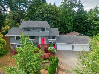 Gig Harbor Single Family Home For Sale: 4014 10th St NW