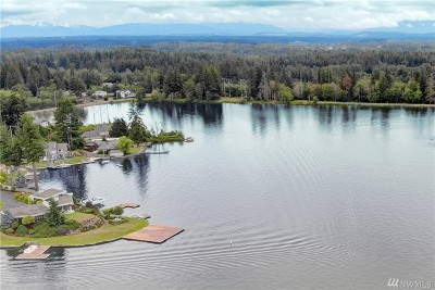 Lake Tapps Single Family Home For Sale: 1501 Tacoma Point Dr E