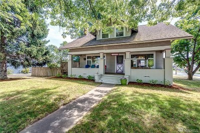 Lynden Single Family Home For Sale: 1319 Front St
