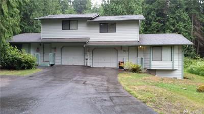 Multi Family Home For Sale: 4222 Winns Hollow Lane