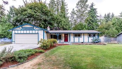 Puyallup Single Family Home For Sale: 10218 Fruitland Ave E