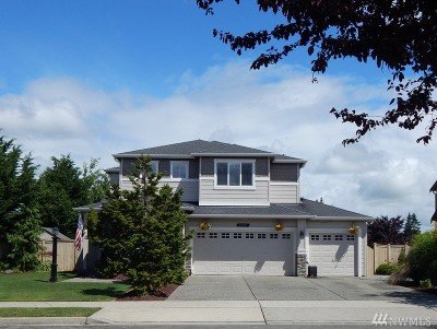Stanwood Single Family Home For Sale: 6917 287 Place NW