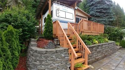Skagit County Single Family Home For Sale: 44861 Kloshe Trail