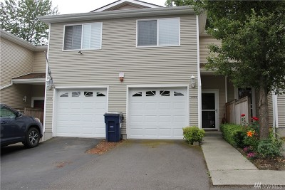Burien Single Family Home For Sale: 13359 Ambaum Blvd SW