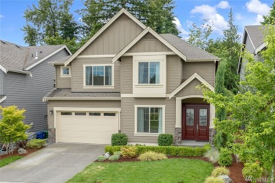 Renton Single Family Home For Sale: 16301 SE 135th Place