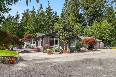 Woodinville Single Family Home For Sale: 14816 226th Ave NE