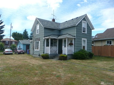 Tacoma Single Family Home For Sale: 4626 S D St