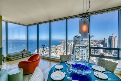 Seattle Condo/Townhouse For Sale: 1521 2nd Ave #3301