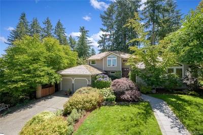 Kirkland Single Family Home For Sale: 11337 NE 104th St