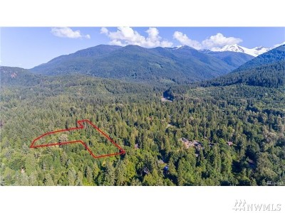 Glacier Residential Lots & Land For Sale: 10287 Old Mt. Baker Highway