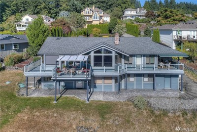 Gig Harbor Single Family Home For Sale: 2710 88th St Ct NW