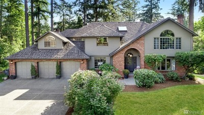 Maple Valley Single Family Home For Sale: 25347 SE 232nd Ave
