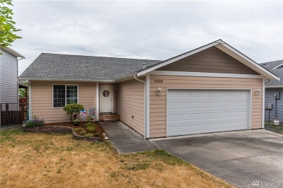 Single Family Home For Sale: 1359 NE Big Berry Lp