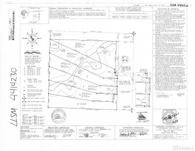 Residential Lots & Land For Sale: 3426 137th Trail SW