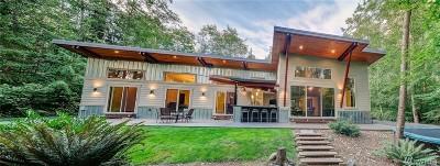 Blaine Single Family Home For Sale: 9524 Sherwood Dr