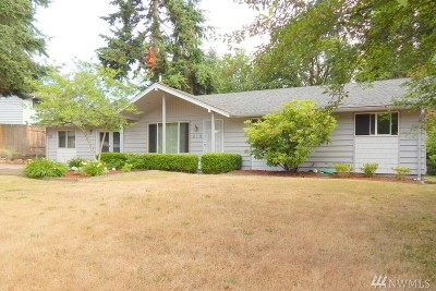 Federal Way Single Family Home For Sale: 314 301st