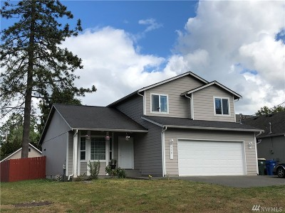 Tenino Single Family Home For Sale: 198 Wichman St N