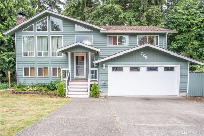 Federal Way Single Family Home For Sale: 503 SW 317th Place
