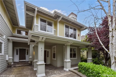 Redmond Condo/Townhouse For Sale: 6211 189th Place NE #103
