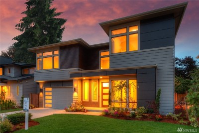 Kirkland Single Family Home For Sale: 13110 NE 101st Pl (L-2)