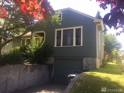 Olympia Single Family Home For Sale: 1133 9th Ave SE