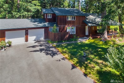 Bellingham Single Family Home For Sale: 4605 Totem Trail