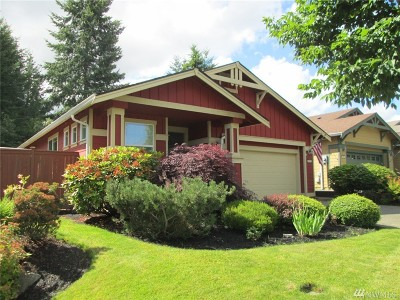 Lacey Single Family Home For Sale: 4842 Spokane St NE